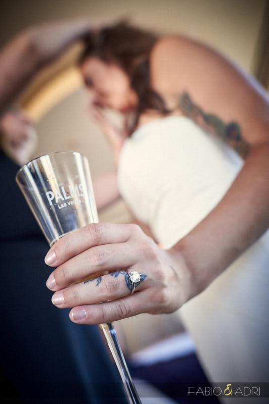 Engagement Ring Photos at Palms