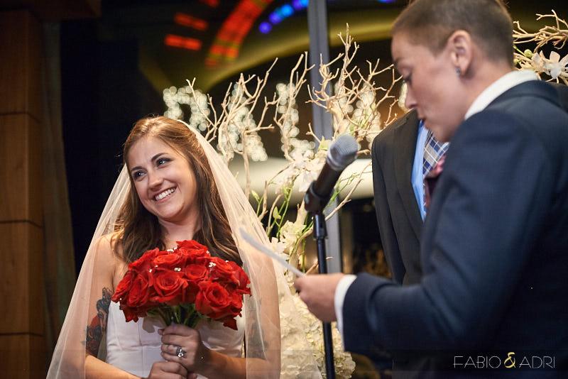 Palms Sky Villa Wedding Ceremony