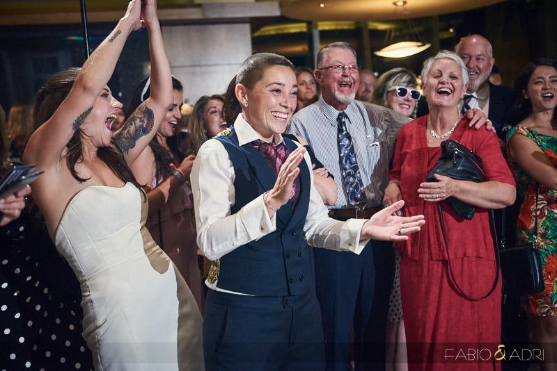Same Sex Wedding Moments Las Vegas
