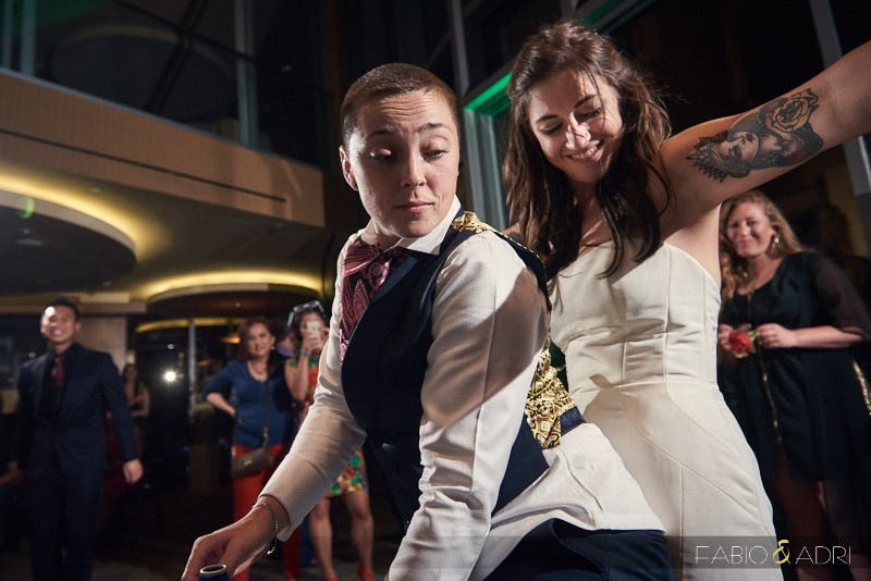 Same Sex Wedding Photographer Las Vegas