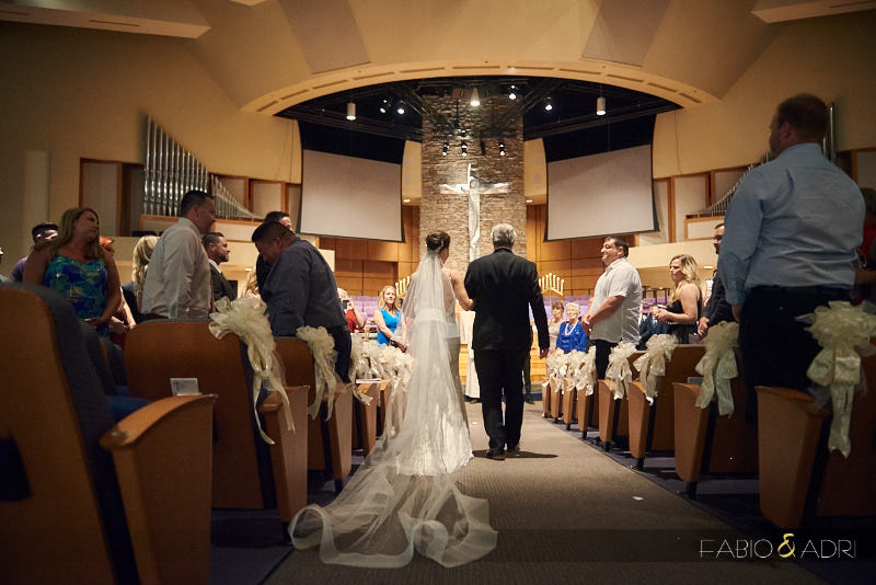 Community Lutheran Church Wedding