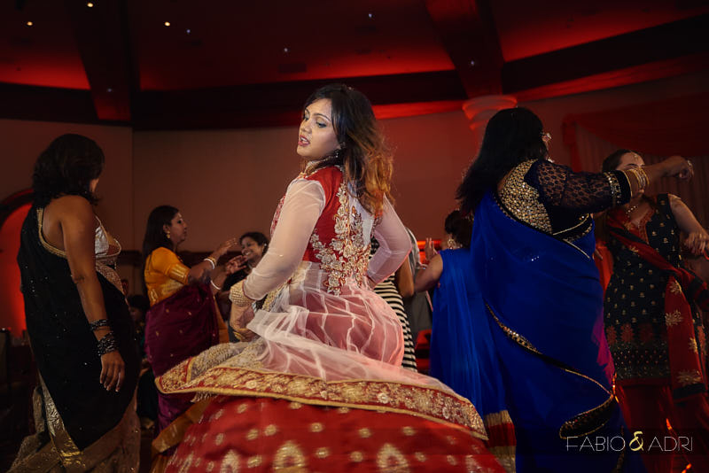 South Asian Wedding Las Vegas Dancing