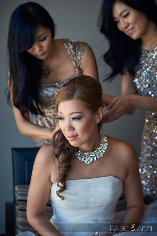 Getting Ready Bridal photo