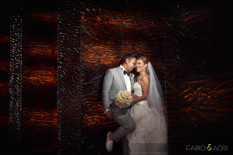 The M Resort Las Vegas Modern Wedding Photographer
