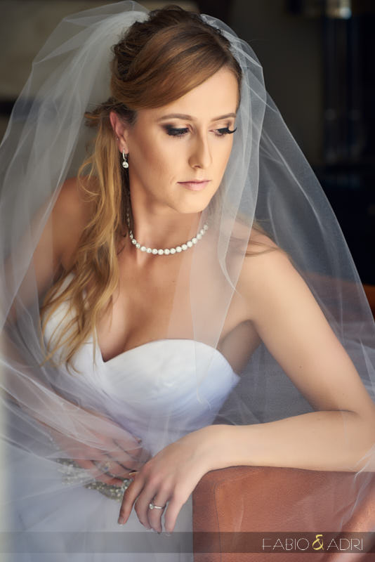 Bride Portrait Las Vegas