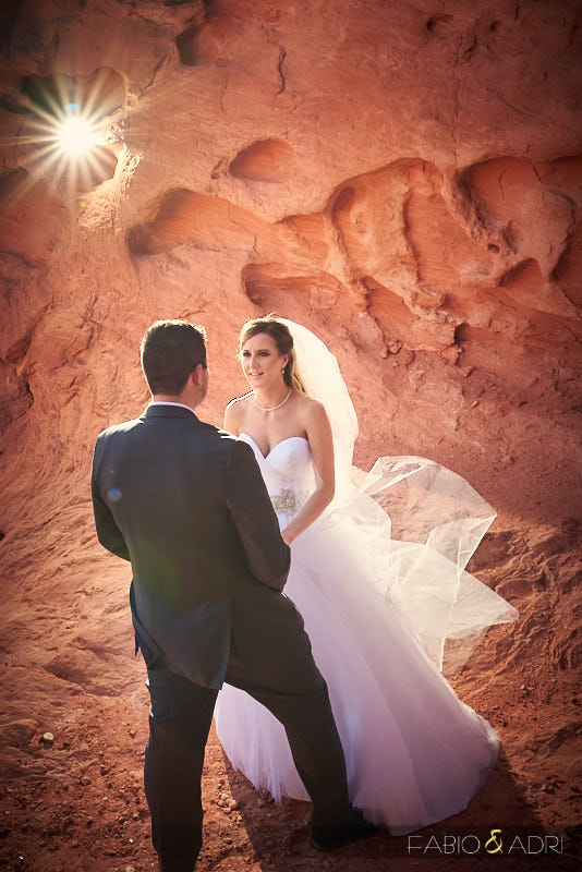 Valley of Fire Wedding Photographer