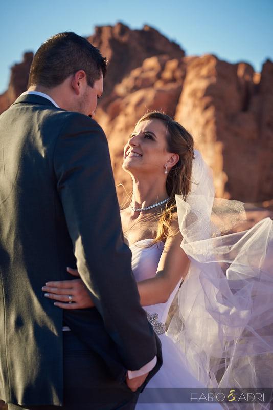Scenic Wedding Location Las Vegas