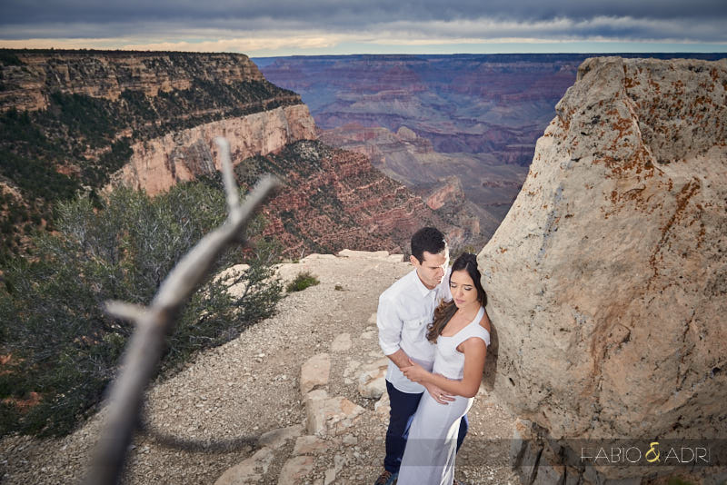 Engagement Grand Canyon