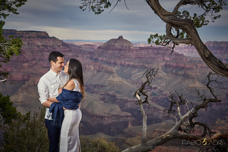 Grand Canyon Engagement Photographer