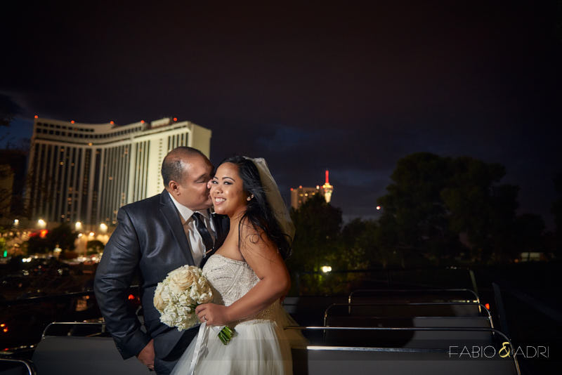 The Las Vegas Country Club Wedding