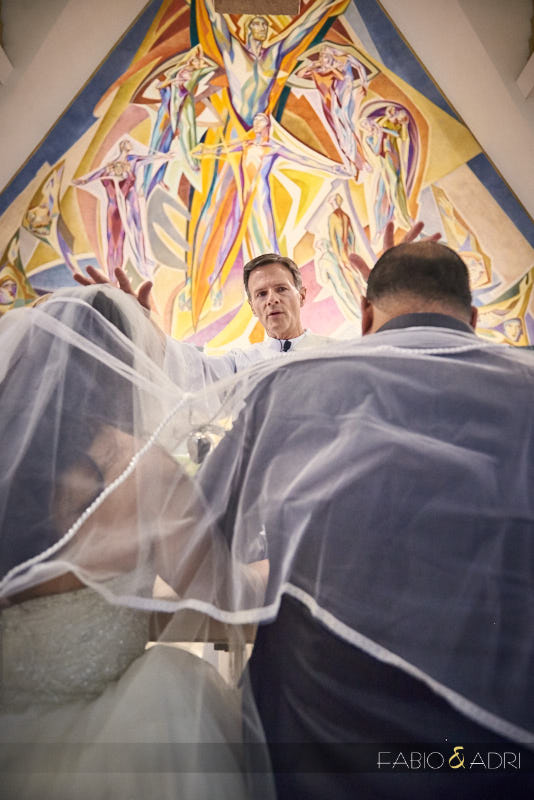 Guardian Angel Cathedral Wedding Blessing