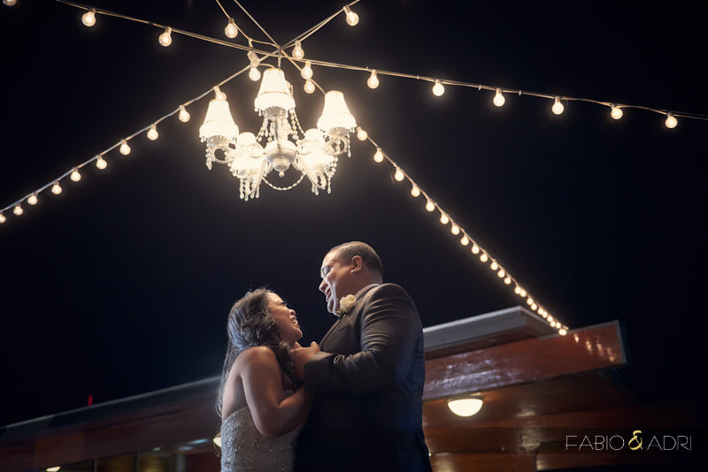 The Las Vegas Country Club First Dance
