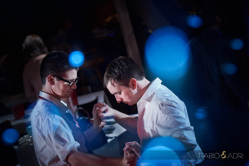 Mount Charleston Lodge Wedding Reception LGBT