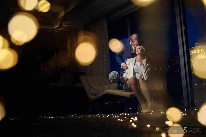 Las Vegas Strip Wedding Photographer