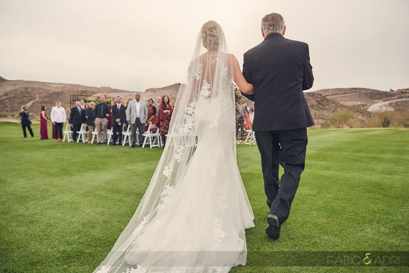 Dragon Ridge Wedding Ceremony