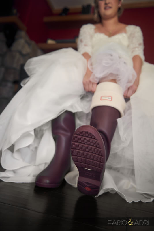 Winter Wedding Snow Boots South Lake