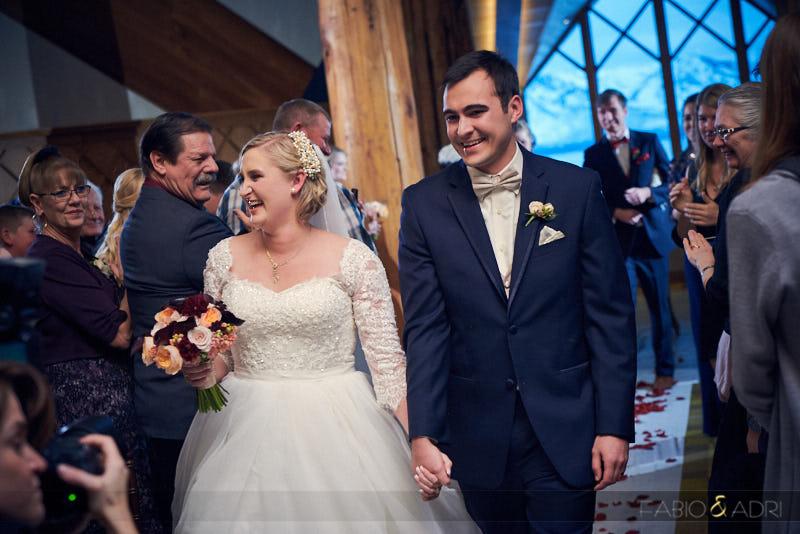 Edgewood Lake Tahoe Wedding Ceremony