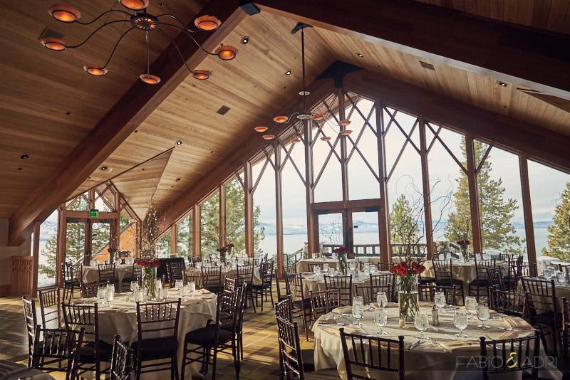 Edgewood Lake Tahoe Reception Venue