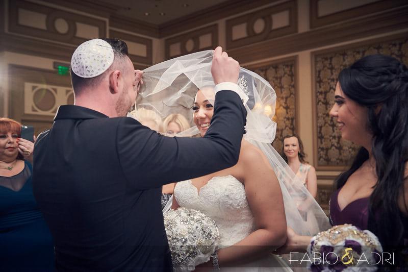 Jewish Wedding Ceremony Bellagio Las Vegas