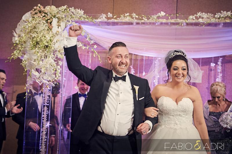 Bellagio Wedding Ceremony Chuppah