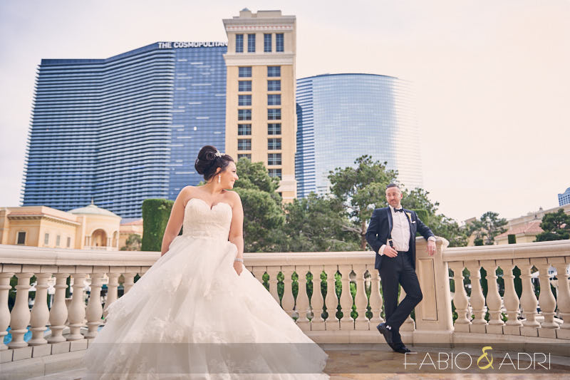 Bellagio Wedding Photos Las Vegas