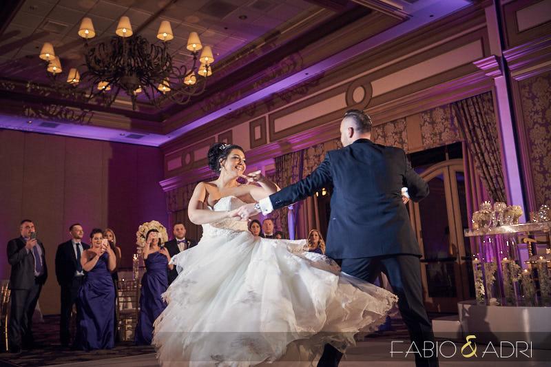 Bellagio Wedding Reception Monet Ballroom