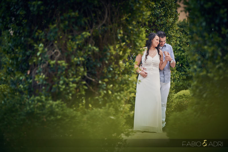 Lake Las Vegas Engagement Session