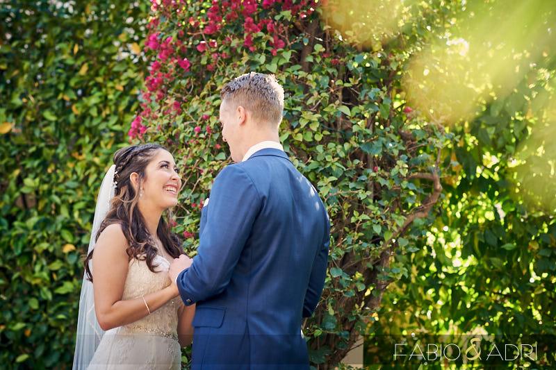 Bride and Groom Photo at The Resort at McCormick Ranch