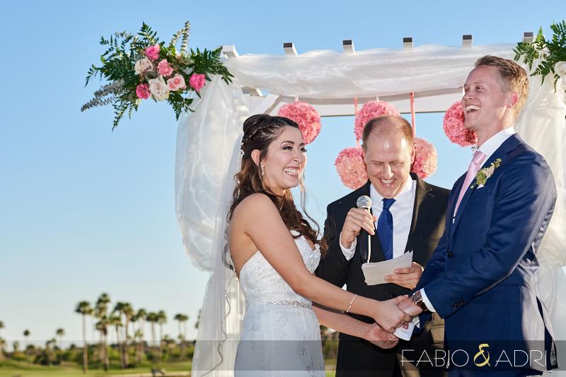 McCormick Ranch Scottsdale Wedding Ceremony