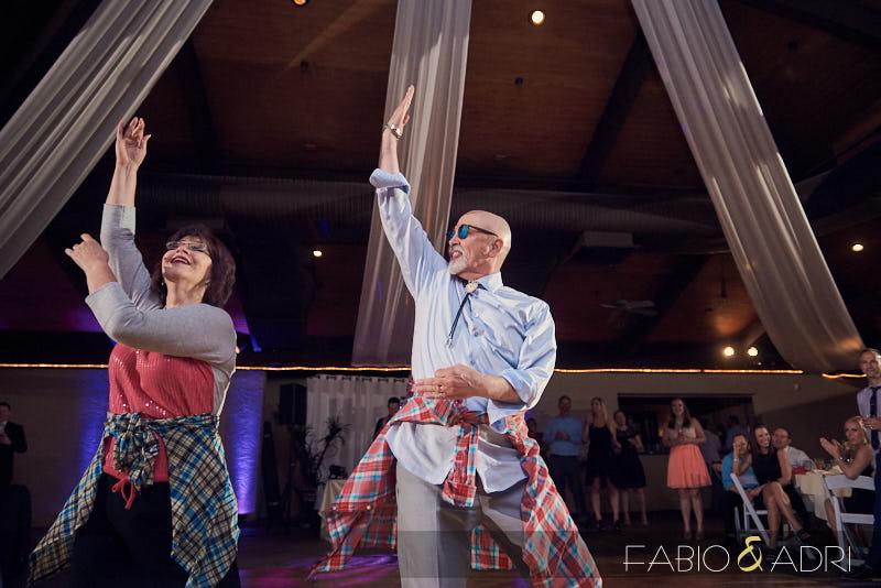 McCormick Ranch Golf Wedding Reception