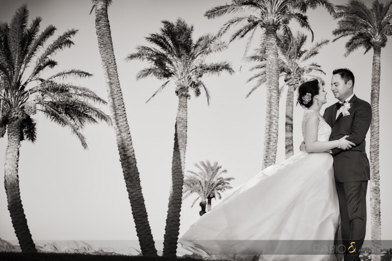 Reflection Bay Lake Las Vegas Wedding