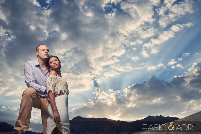 Las Vegas Pre-Wedding Photgraphy