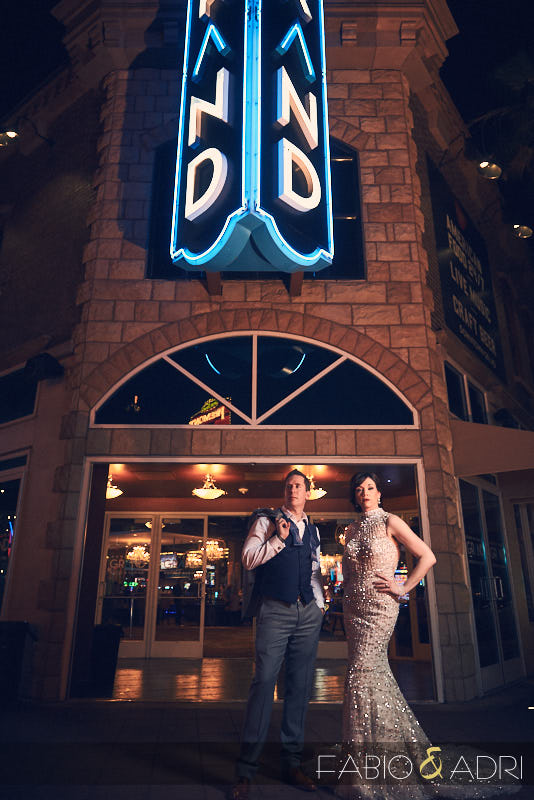 Downtown Las Vegas Vow Renewal