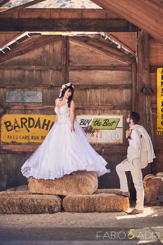 Barn Wedding Photo Las Vegas