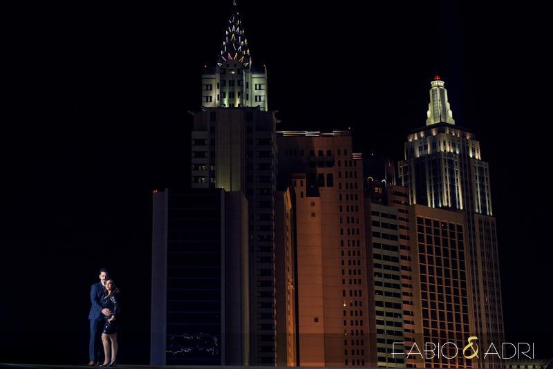 Las Vegas Strip Engagement
