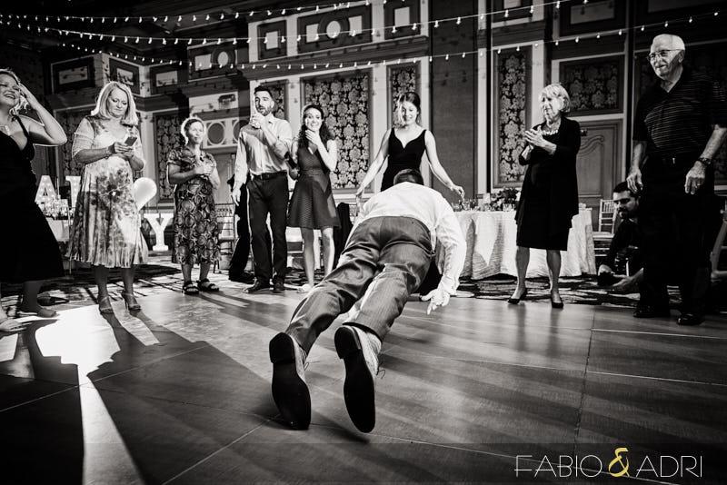 First Dance Bellagio Las Vegas Reception