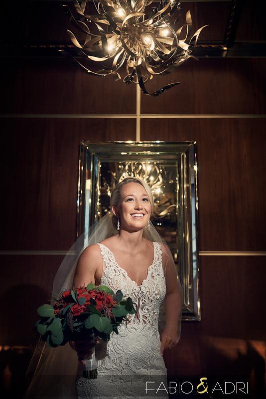 Bride Hyde Las Vegas Wedding