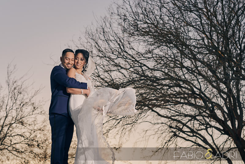 Las Vegas Wedding Photographers Golf Course