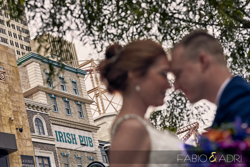 St Pratick Day Wedding Irish Pub Las Vegas
