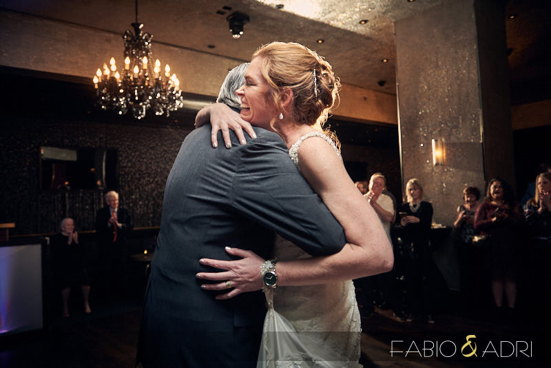 Father and Daughter Dance Las Vegas Wedding