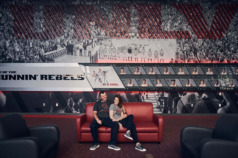 Running Rebels Training Center UNLV Engagement Session