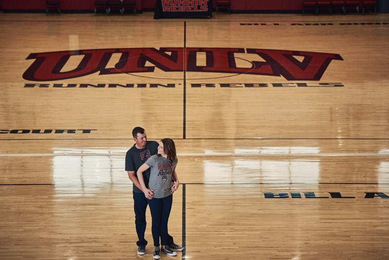 UNLV Basketball Engagement Session