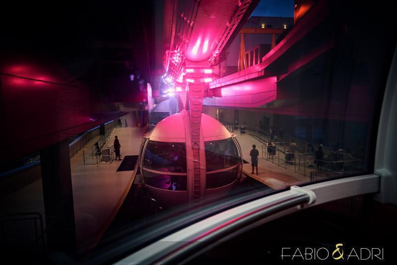 The Linq High Roller Las Vegas Pods