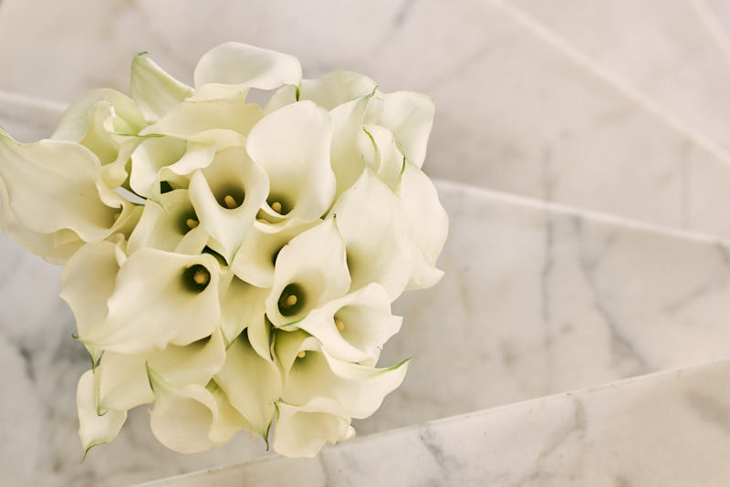 Cala Lillies Bouquet