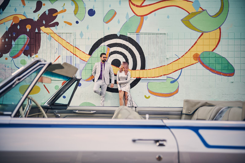 Downtown Las Vegas Alternative Elopement