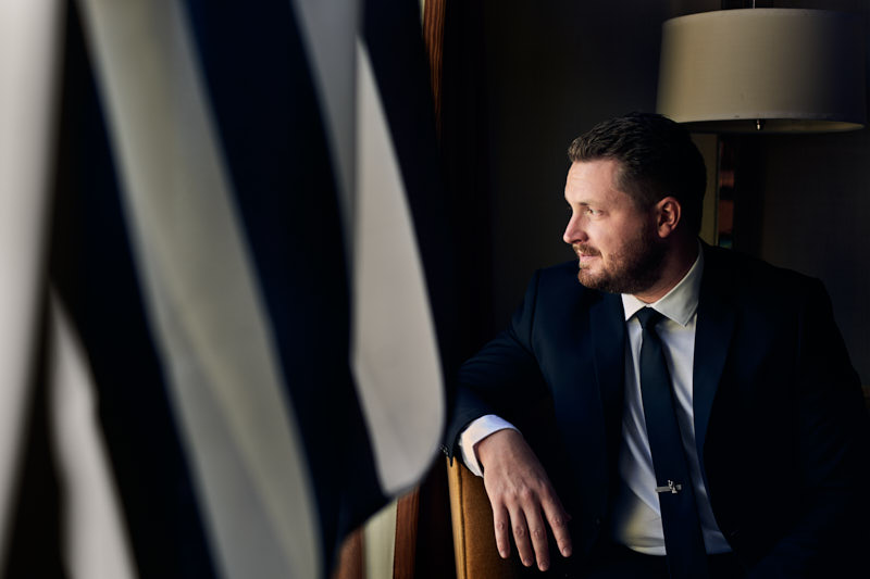 Groom Las Vegas Wedding