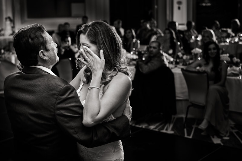 Father and Daughter Dance at Four Seasons Las Vegas